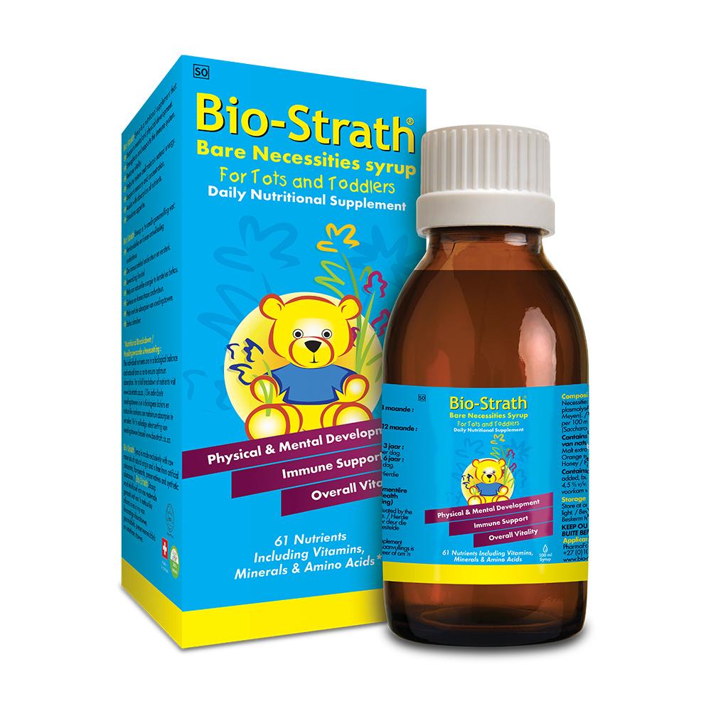 Bio-Strath Bare Necessities-100ml